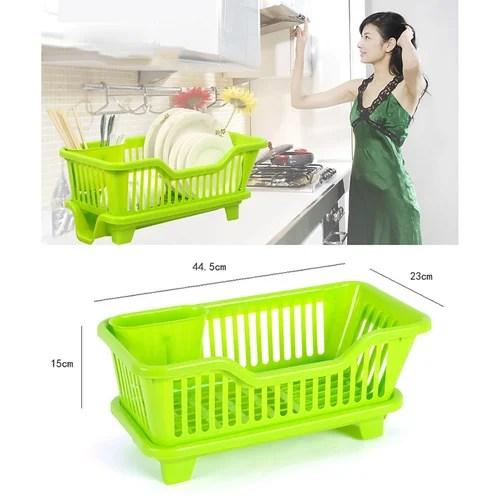 kitchen drainer basket wall cabinet cheap creation multi sink dish drying rack washing holder