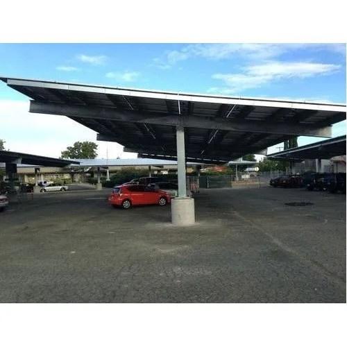 Solar Carport Structure Commercial Solar Carports