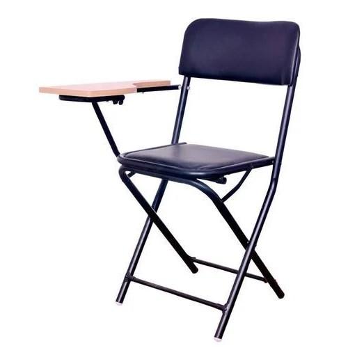 portable study chair office depot ergonomic chairs school blue foldable rs 720 piece u k hari furnishers