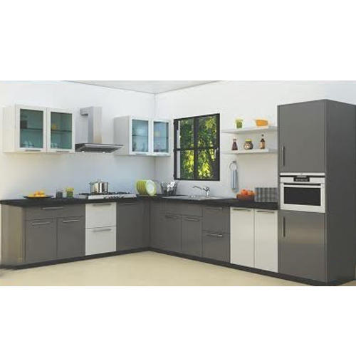 Ply And Plb Kitchen Designer Cabinet Rs 15000 Piece Nicewood Furniture Llp Id 3847850233