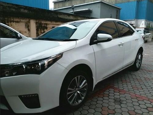 new corolla altis on road price all toyota yaris trd sportivo 2018 car for sale wagon and wheels kolkata id