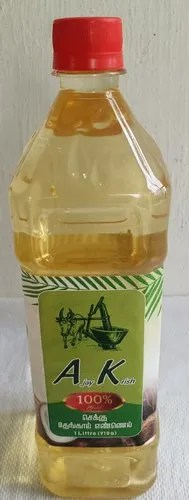 1 kg Coconut Cooking Oil Rs 250 /litre Ajay Krish Natural ...