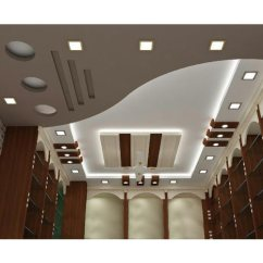 Simple False Ceiling Designs For Living Room India Modern Design Apartments Residential At Rs 120 /square Feet | Drop ...