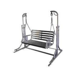Steel Chair Jhula Pub Table With Chairs Ss And Railing Manufacturer Jasnath Furniture Rajkot