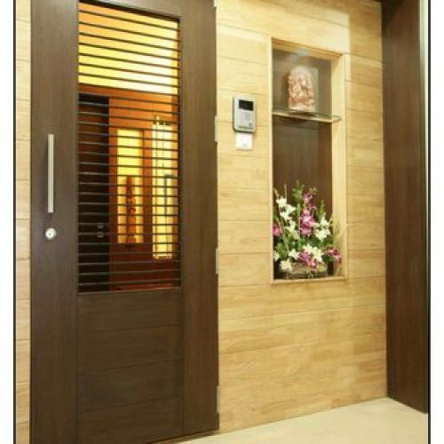 1 Bhk Flat Interior Design Services at Rs 300000/package ...