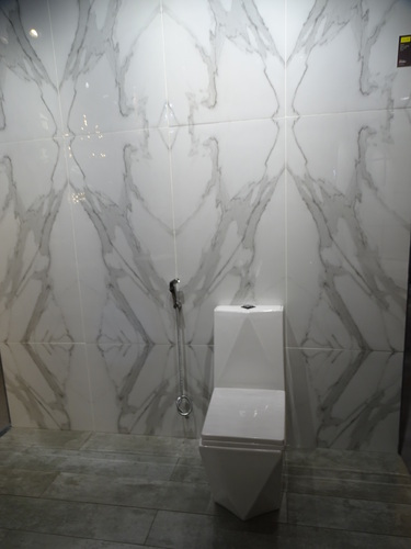 Ceramic 4x2 Bathroom Wall Tile Thickness 5 10 Mm Rs 75 Sft Id 4713043333