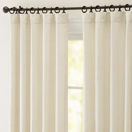 designer cotton curtain