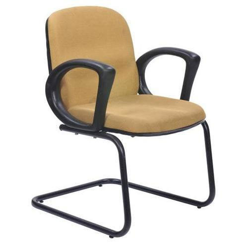 office chair not revolving portable chairs walmart leather fixed arms non rs 4200 piece om furniture