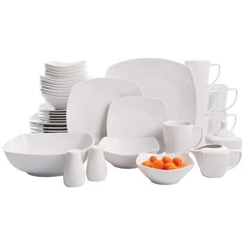 melamine dinner set