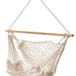 Hanging Chair Qatar Sash For Chairs Swings Hammock Cotton Rope Swing