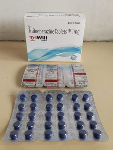Trifluoperazine 1mg Tab Packaging Type: Strips Rs 55 ...