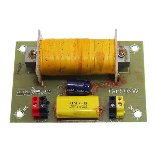 Wiring 3 Way Speaker Crossover Further Stereo Lifier Circuit Diagram