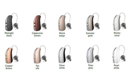 Widex Beyond 110 Fusion-2 Ric Hearing Aid, Rs 75000 /piece