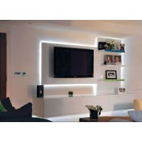 Wall Mounted TV Unit at Rs 20000 /piece | Tv Wall Unit ...