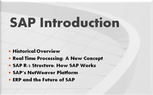 SAP Certification, SAP Project Management in India