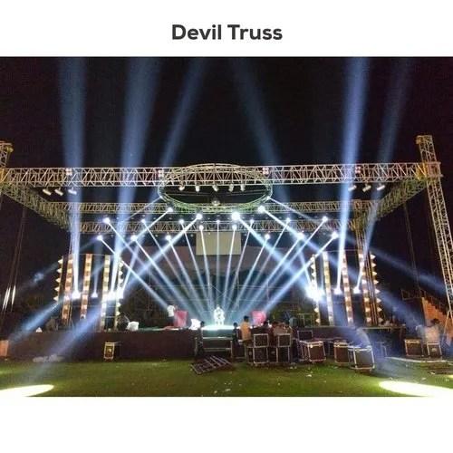 stage light truss