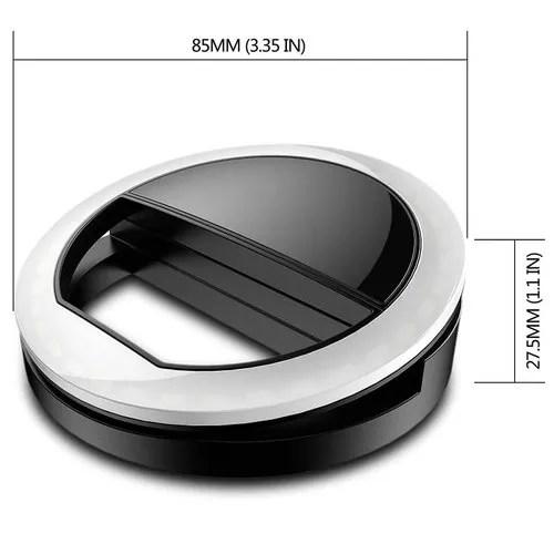 Mobile LED Ring Light