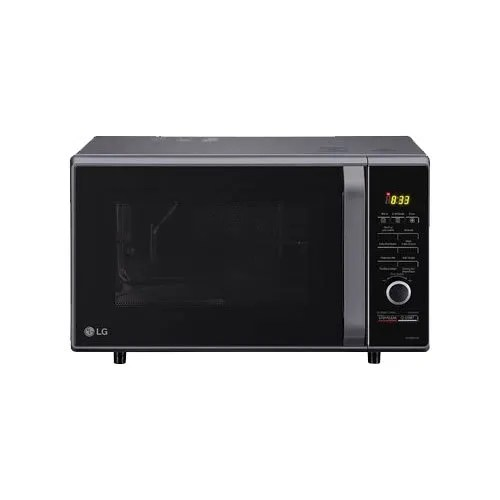 lg 28 liters convection charcoal microwave oven mj2886bfum all in one