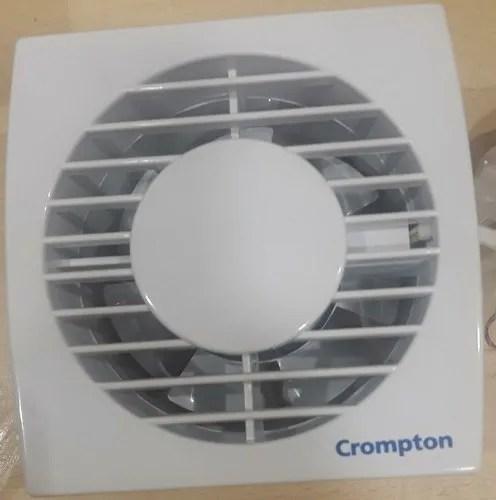 crompton 4 inch axial exhaust fan