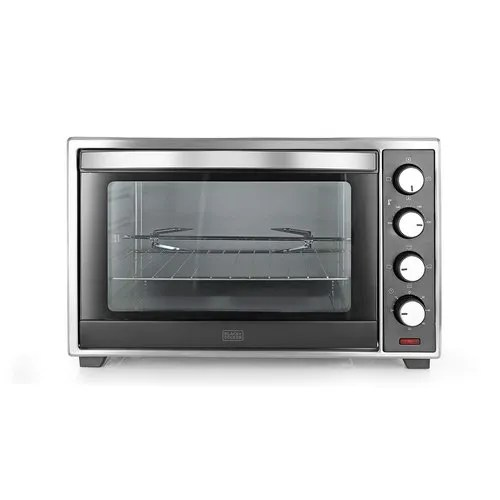 black decker 30 ltr oven toaster grill grey