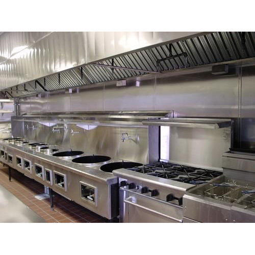 Industrial Kitchen Hood  View Specifications  Details of