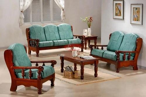 teak wood sofa rate in chennai second hand corner sofas leeds wooden set | sathya corporation manufacturer ...