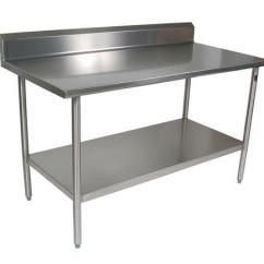Kitchen Work Tables Tiny Remodel Stainless Steel Table Rs 15500 Piece Jyothi