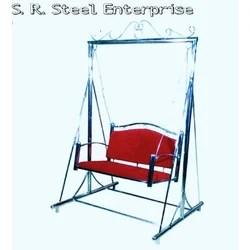 steel chair jhula ergonomic ikea stainless at rs 7000 piece johripur new delhi id