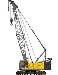 Scc  ton crawler crane also hoisting machinery taluka khed rh indiamart
