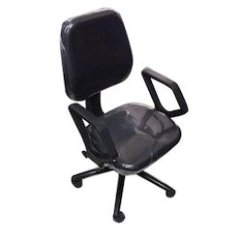 Revolving Chair Brown Leather And Ottoman Office Rotating At Rs 2800 Piece Chairs Id