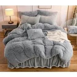 d decor grey bedding sets