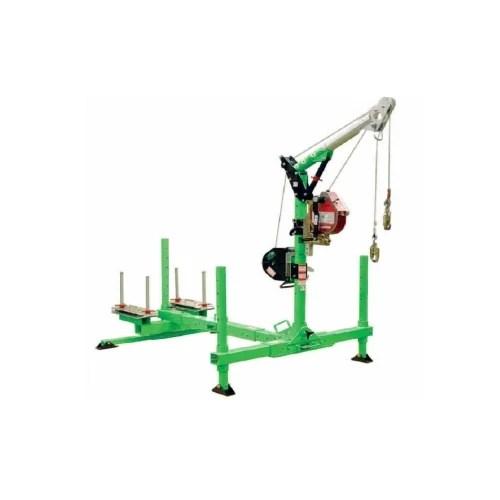 DBI SALA Advanced 5-Piece Davit Industrial Hoist System. Rs 350000 /set | ID: 20298045688