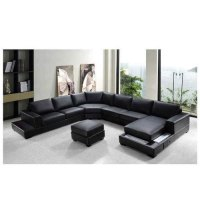 U Sofa 2017 U Shape Sectional Modern Sofa Set For Living ...