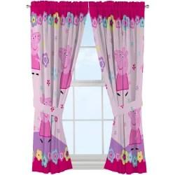 cartoon curtain