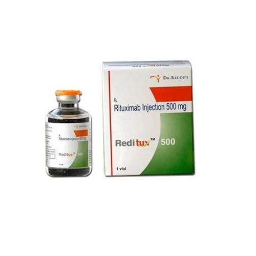 Rituximab 500mg Reditux Injection (rituximab (500mg ...