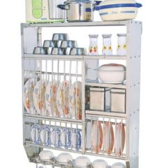 Kitchen Racks Oakley Sink Backpack Charmy Ss Wall Mounted Storage Rack Rs 1100 Piece Id