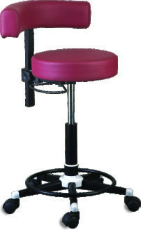 united chair medical stool eames outdoor lounge doctors for opd exporter from ahmedabad