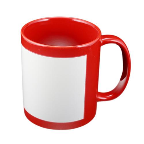11 oz patch mugs