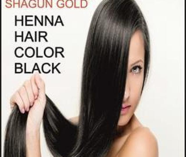 Natural Black Henna Natural Dye Powder