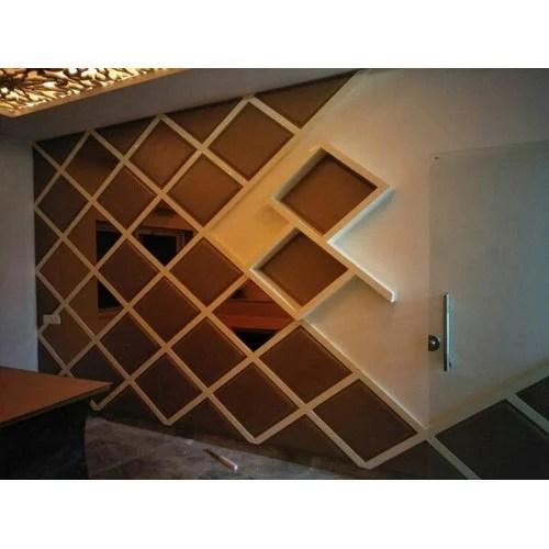 wall panels for living room colour ideas dado rail pvc panel rs 650 square feet glass angels id