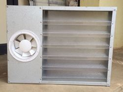 toilet louvers with exhaust fans