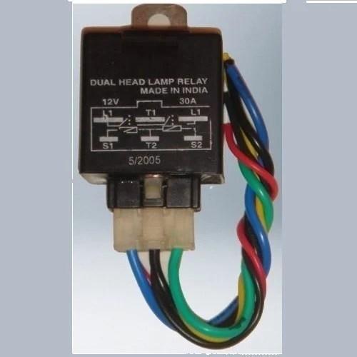 Dual Headlight Wiring Diagram