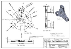 Electrical Drawings Services in India