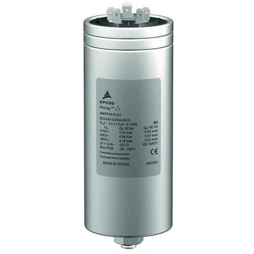 Epcos Capacitor 25 Kvar