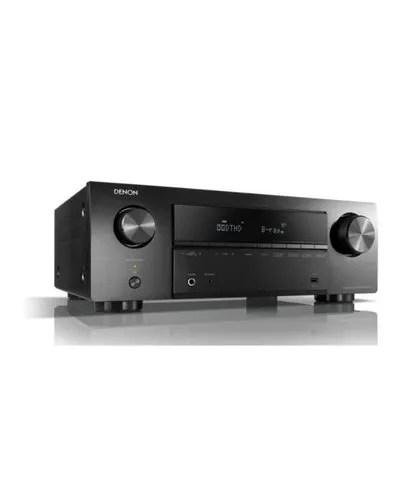 Denon AVR X550BT Unboxing - YouTube