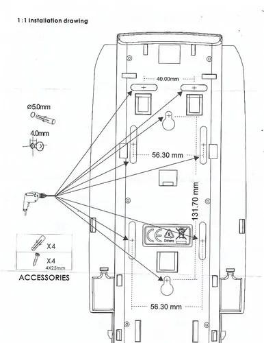 APEX Foam Soap Dispenser Manual (SA-7810M), Rs 1500 /piece