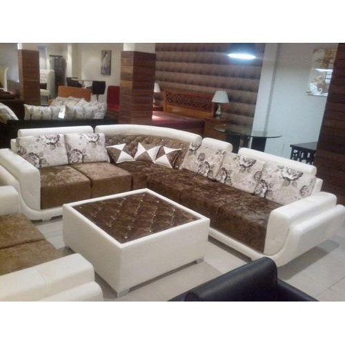 l shape sofa set designs in delhi latest leather 2018 6 seater at rs 20000 designer company details