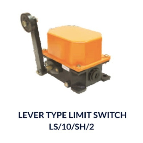 SNT Lever Type Limit Switch. For Eot Crane. Degree Of Protection: IP54   ID: 15659388562