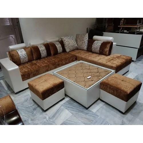 l shape sofa set designs in delhi half circle outdoor design with table ekenasfiber johnhenriksson se sett shaped manufacturer from new rh indiamart com 2018 latest modern