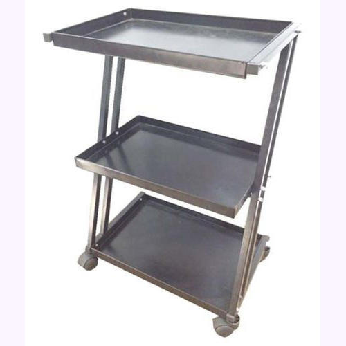 portable kitchen cart where to buy appliances stainless steel trolley rs 14800 piece service